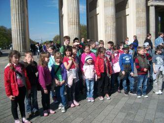 Wycieczka do Berlina - kwiecień 2012